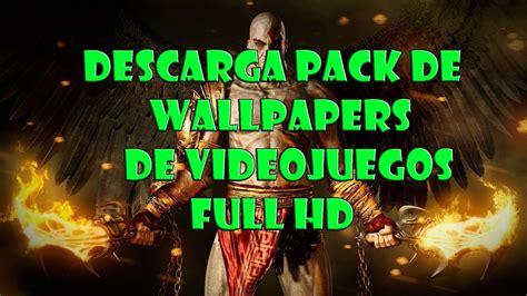 descargar pack de wallpapers hd de videojuegos para tu pc ...