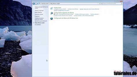Descargar paquetes de Idiomas en Windows 7   YouTube