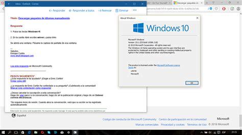 Descargar paquetes de idiomas manualmente   Microsoft ...