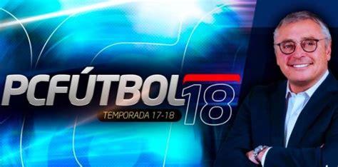 Descargar PC Fútbol 2018 APK gratis para Android