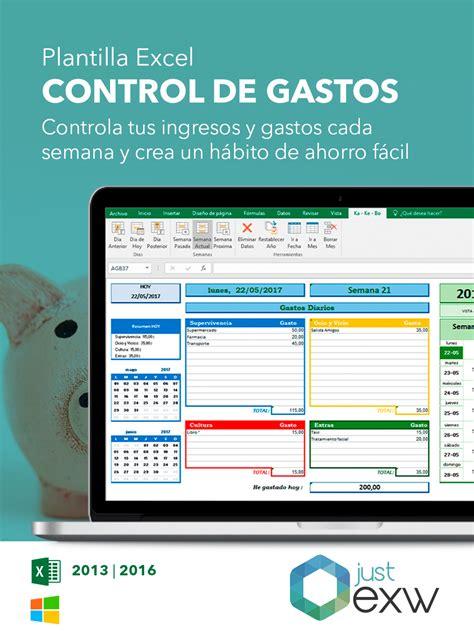 Descargar Plantillas Excel Administracion Gestion ...
