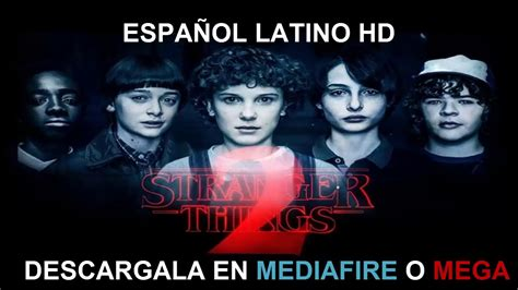 Descargar Stranger Things 2 Español Latino HD / Mediafire ...
