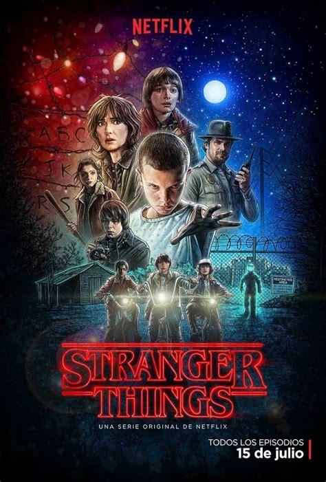 Descargar Stranger Things Temporada 1 Español Latino HD