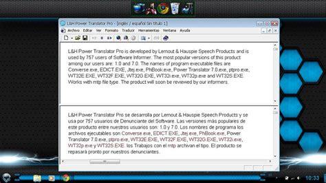 Descargar traductor de idiomas para pc [Sin internet ...