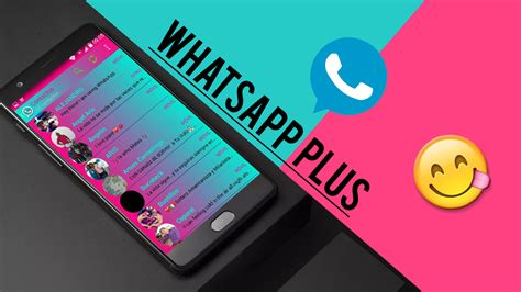 DESCARGAR WHATSAPP PLUS PARA ANDROID | ULTIMA VERSION ...