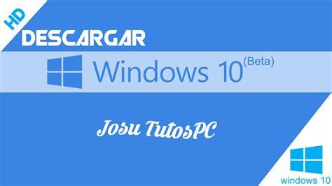 Descargar Windows 10 Gratis  ISO  En Español | 2015   YouTube