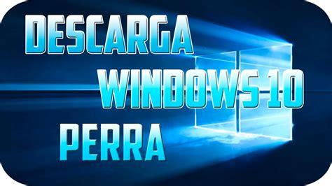 Descargar Windows 10 Pro | en español | 2015   YouTube
