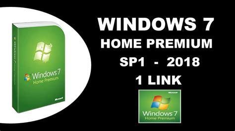 DESCARGAR WINDOWS 7 HOME PREMIUM SP1 2018 ESPAÑOL 32/64 ...