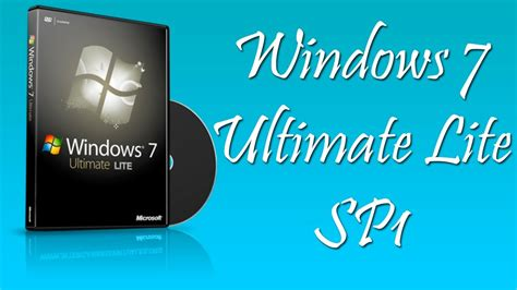 DESCARGAR WINDOWS 7 LITE SP1 EN ESPAÑOL   YouTube