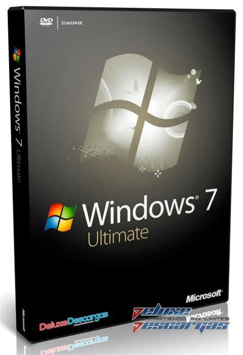 Descargar Windows 7 Ultimate SP1 [Español] [x32/x64 ...