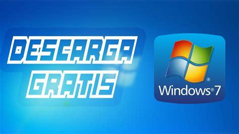 DESCARGAR WINDOWS 7 ULTIMATE TOTALMENTE GRATIS   32 & 64 ...
