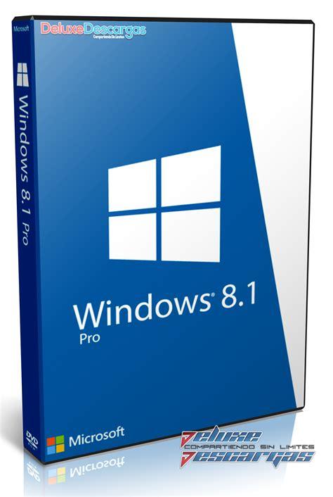 Descargar Windows 8.1 Pro Vl Update 3 [x32/x64] [Español ...
