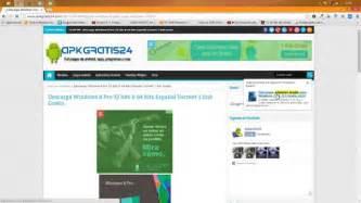 Descargar Windows 8 en Español 32 bits & 64 bits ISO   YouTube