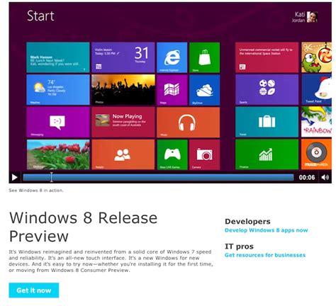 Descargar Windows 8 Release Preview en Español   Lo nuevo ...
