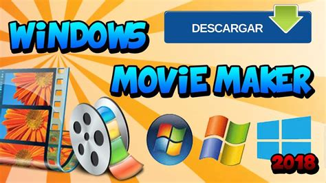 Descargar Windows Movie Maker   2019   YouTube