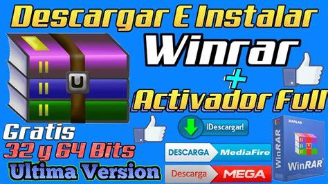 Descargar WinRAR 5.60 Full Español Gratis 2019 Para ...