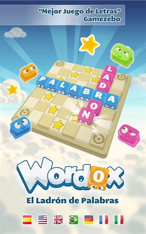 Descargar Wordox, juego de palabras para Android | Juegos ...