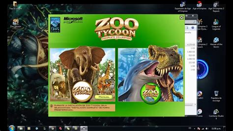 Descargar Zoo Tycoon Complete Collection Full Español 1 ...