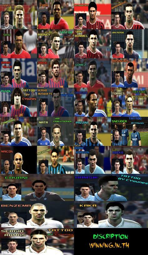 Descargas Pro Evolution Soccer 2012 PC Caras   P gina 1