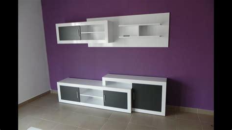 Descatalogado   Mueble de comedor modular 2 modulos. Color ...