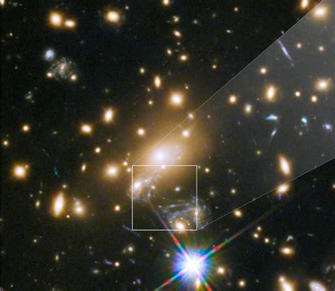 Descubierta la estrella más lejana jamás observada ...