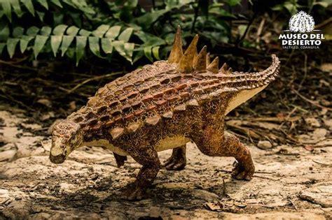 Descubierto en México una nueva especie de dinosaurio ...
