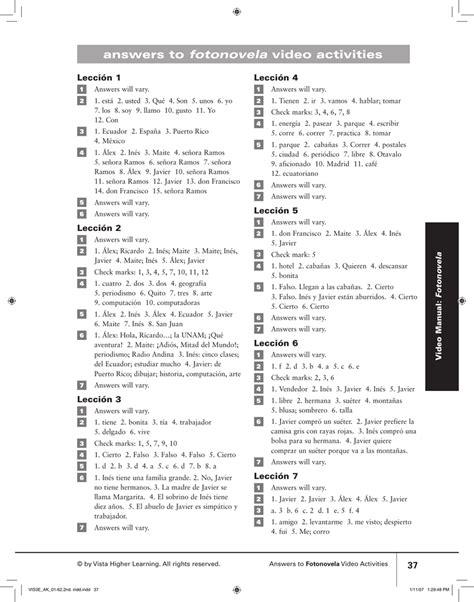 Descubre 2 workbook answer key   hostaloklahoma.com