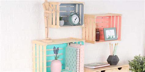Descubre cómo decorar con las cajas de madera