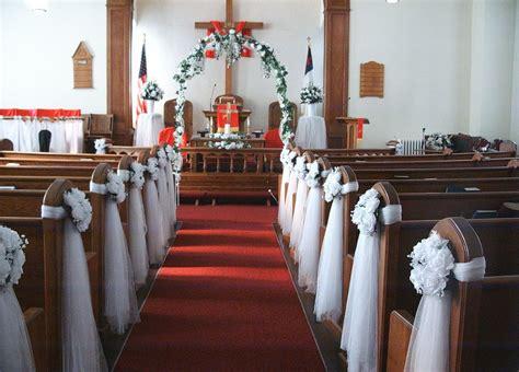 Descubre como Decorar la Iglesia para una Boda Religiosa