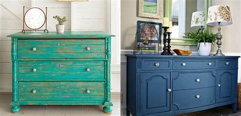 Descubre cómo pintar muebles para renovarlos