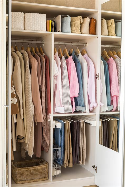 Descubre los mejores trucos para hacer el cambio de armario
