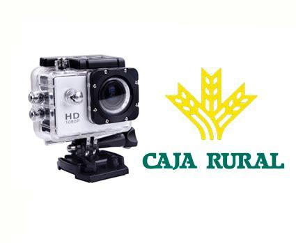 Descubre qué cajas rurales regalan tres cámaras acuáticas ...