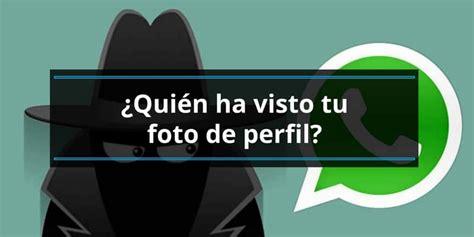Descubre quién visita tu foto de perfil de WhatsApp