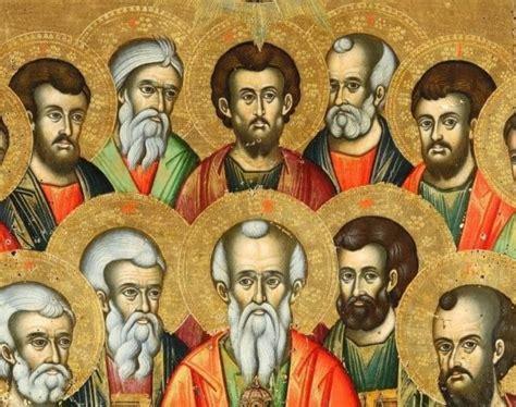 DESCUBRE ¿QUIÉNES FUERON LOS DOCE APÓSTOLES DE JESÚS?