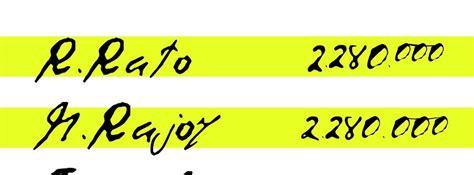 Descubren en Mogán un cuaderno de caligrafía a nombre de M ...