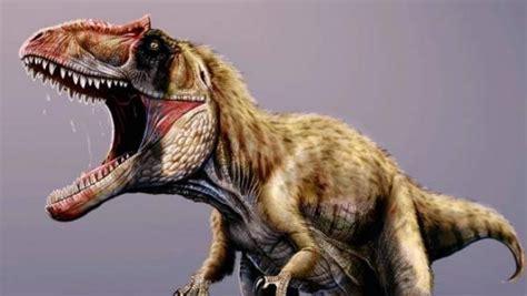 Descubren un nuevo dinosaurio carnívoro gigante