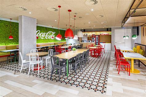 Descubrimos las oficinas de Coca Cola en Madrid   Belbex