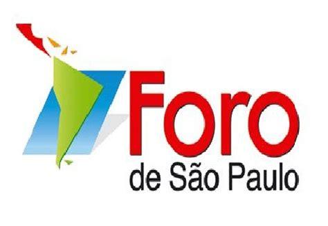 DESDE ESTE LADO DE LA TRINCHERA//...: FORO DE SAO PAULO ...