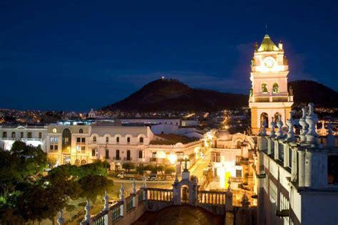 Desde la India 3: SUCRE LA BLANCA, PRIMERA CAPITAL DE BOLIVIA