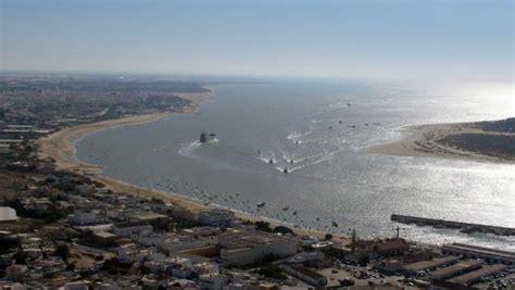 Desembocadura del Río Betis   Sanlúcar de Barrameda