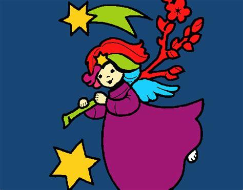 Desenho de Ninfa natalícia pintado e colorido por Usuário ...