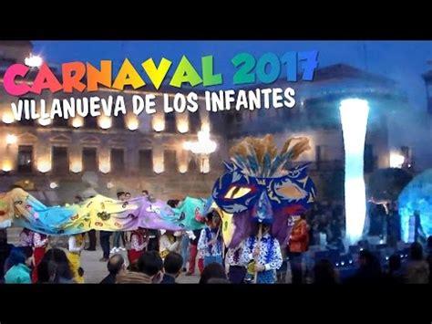 Desfile de Carnaval 2017  Villanueva de los Infantes ...