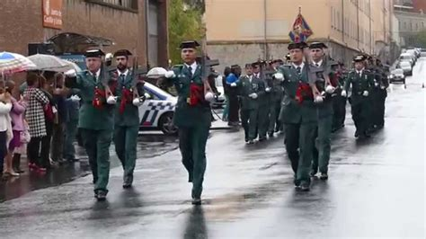 Desfile de la Guardia Civil   YouTube