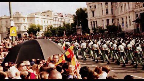 Desfile de las Fuerzas Armadas   Día de la Hispanidad ...