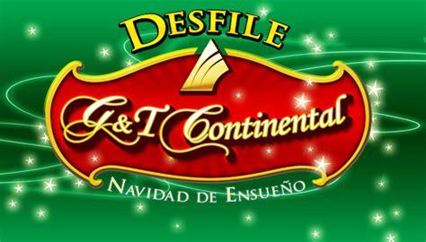 Desfile Navideño de G&T Continental 2010 | puntoguate.com