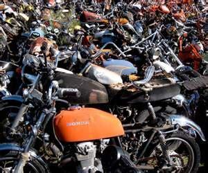 Desguace de motos Aznalmoto   Información de contacto