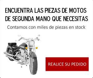 Desguaces de motos online en España