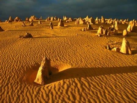 Desierto de los Pináculos  Australia    Guía del trotamundos