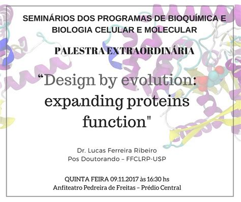 Design by evolution: expanding proteins function ...