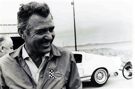 Design is fine. History is mine. — Carroll Shelby, One off ...